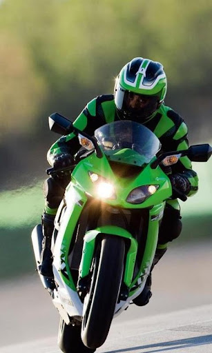 Wallpapers with Kawasaki Ninja