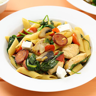 Chicken & Chorizo Penne