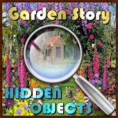 Hidden Objects Garden Story