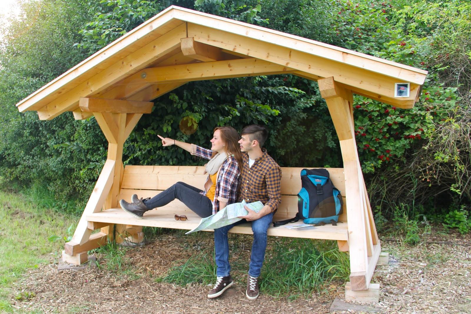 Viele schöne Ruheplätze sind wie für dich gemacht im Nördlichen Schwarzwald