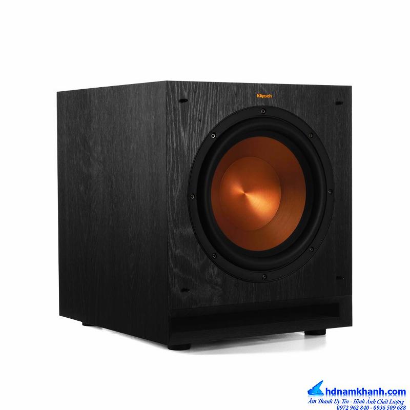 Loa Klipsch SPL-100, loa sub bổ sung dải trầm cho dàn âm thanh