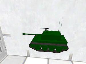 山裾連邦近代兵器10式惨攻