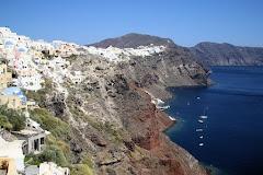 Visiter Ile de Santorin