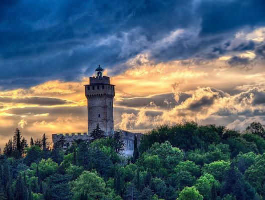 La Rocca  di alagnol