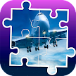 Airplane puzzle games APK