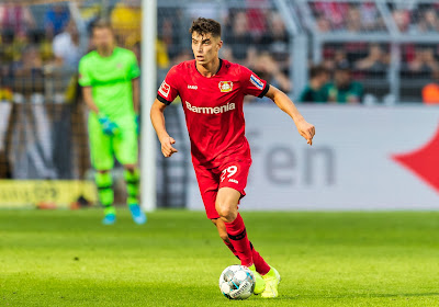 Officiel: Chelsea s'offre la promesse Kai Havertz