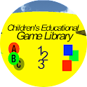 Children's educational games icon