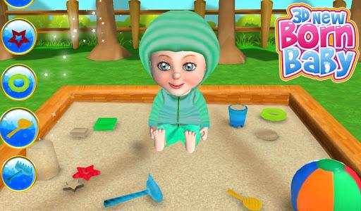 3D New Born Baby v1.0.1