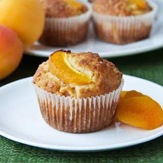 Apricot Oatmeal Muffins.