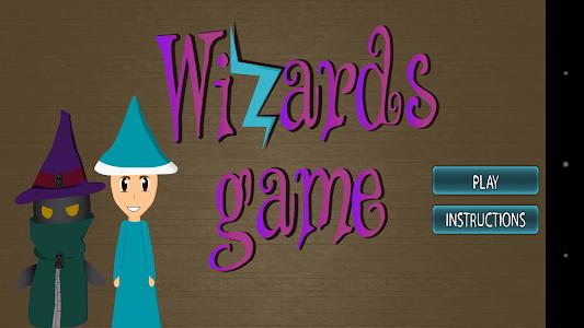 Wizards Game screenshot 0