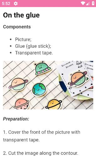 How to make stickers 1.3 Screenshots 3