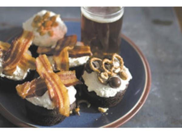 Super Bowl Cupcakes Recipe