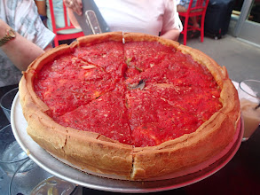 Photo: Chicago Deep Dish Pizza