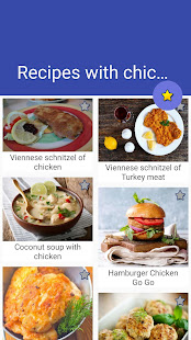 Download Recipes with chicken! Free! For PC Windows and Mac apk screenshot 15