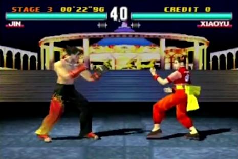 Games Tekken 3 Cheat - náhled