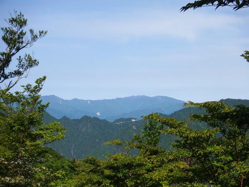 大峯山脈(弥山・八経ヶ岳・仏生ヶ岳など)