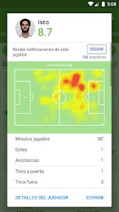 SofaScore: Resultados de Fútbol y Deportes en Vivo 5