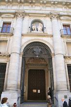 Photo: Portada de la colegiata de San Isidro
