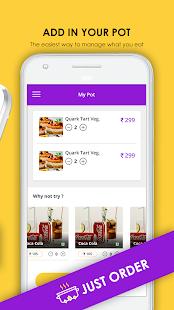 Hotpots - Revolutionary Food Ordering App - náhled