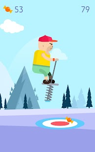 Pogo Jump- screenshot thumbnail