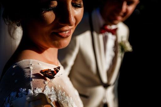 Wedding photographer Sabina Mladin (sabina). Photo of 29.10.2018