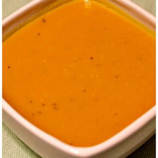 Butternut Squash and Apple Soup (Instant Pot Recipe & Whole 30 Compliant).