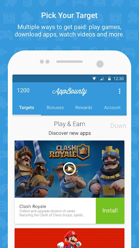 AppBounty u2013 Free gift cards 2.5.12 screenshots 1