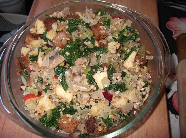 Vegetarian Dressing Recipe