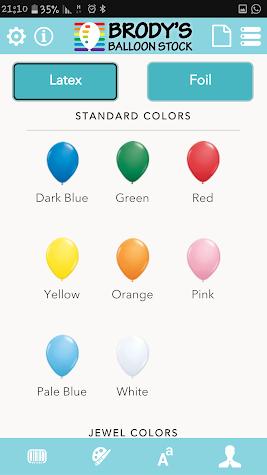 Brody's Balloon Stock Screenshot