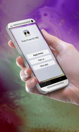 珠光森林 GO SMS