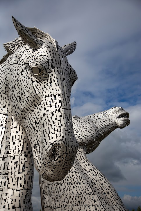 The Kelpies, The Helix Park, Falkirk