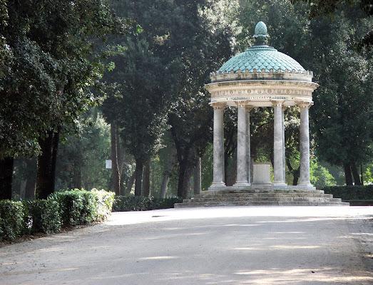 Villa Borghese da fiaba di pmauri