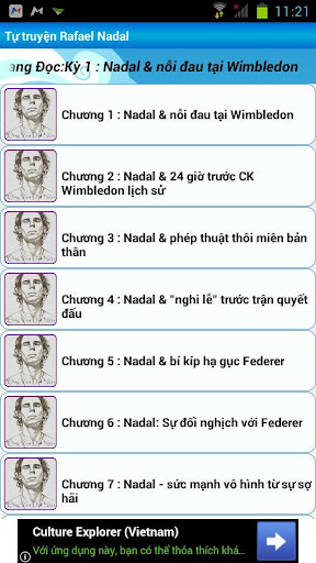 Tự Truyện Rafael Nadal