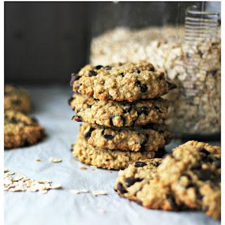 Oatmeal Carob Cookies