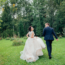 Wedding photographer Mariya Muzychenko (mariamuzychenko). Photo of 03.11.2017