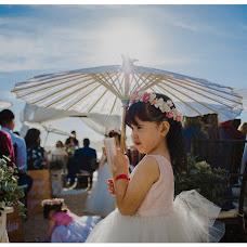 Wedding photographer Aaron Meza (aaronmeza). Photo of 21.03.2018
