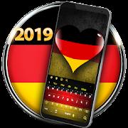 Germany Keyboard