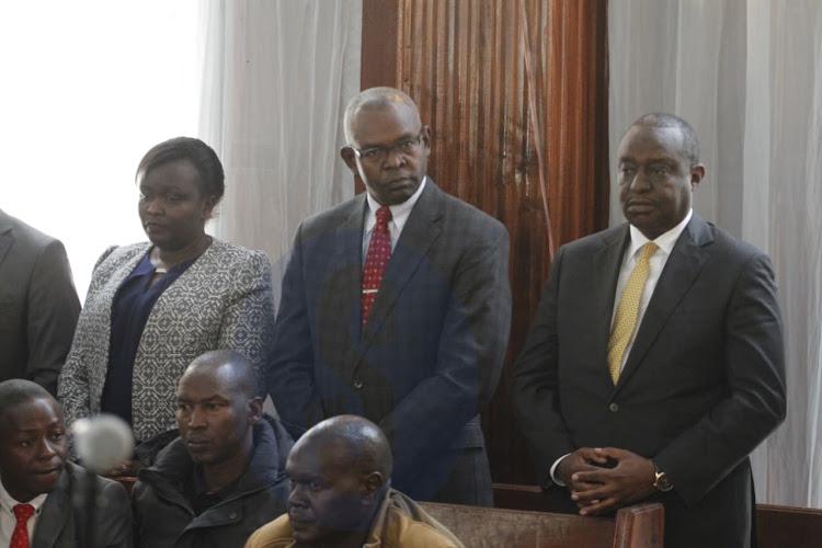 Image result for war on graft kenya