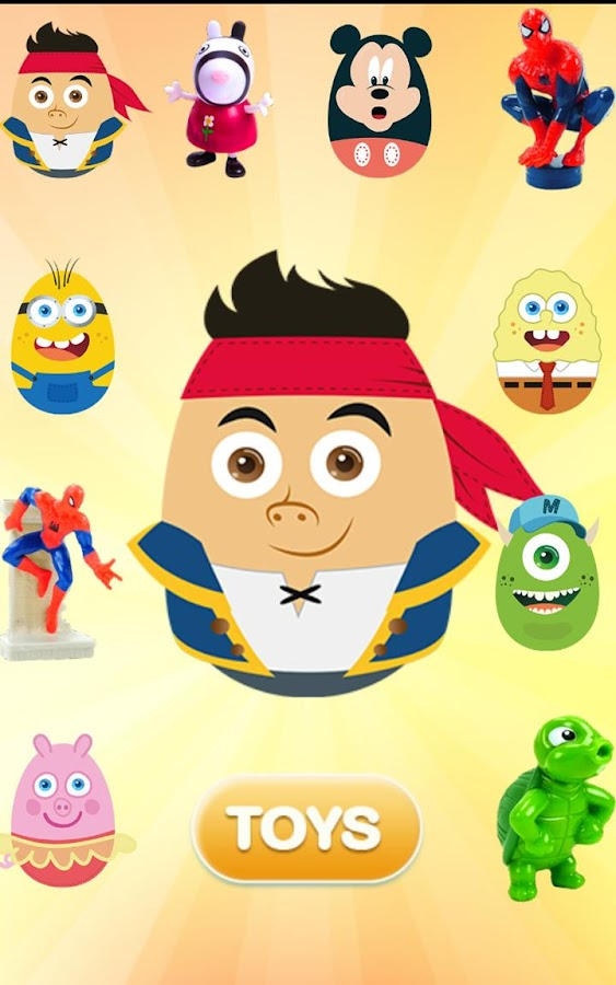 App Toy Installer : Surprise eggs kids game android apps on google play