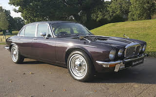 Daimler Double Six Vanden Plas Rent East Midlands