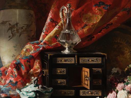 Segoura Fine Art - Huber-Denis Etcheverry - Le Cabinet