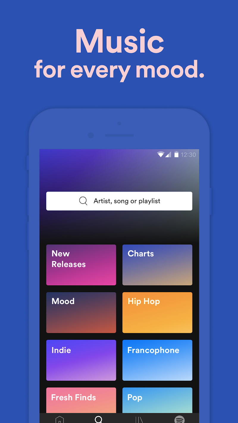 Spotify: Discover new music, podcasts, and songs Screenshot 5