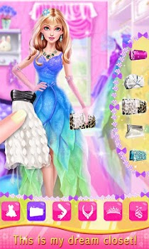 Dream Doll Makeover Girls Game