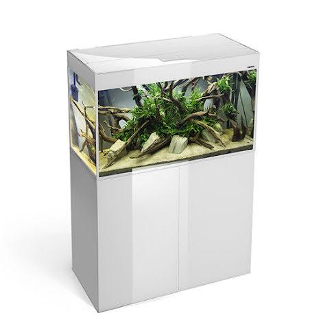Akvarium Glossy Vit