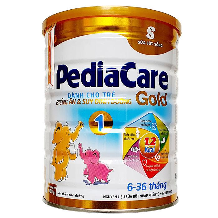 sua-Pediacare Gold
