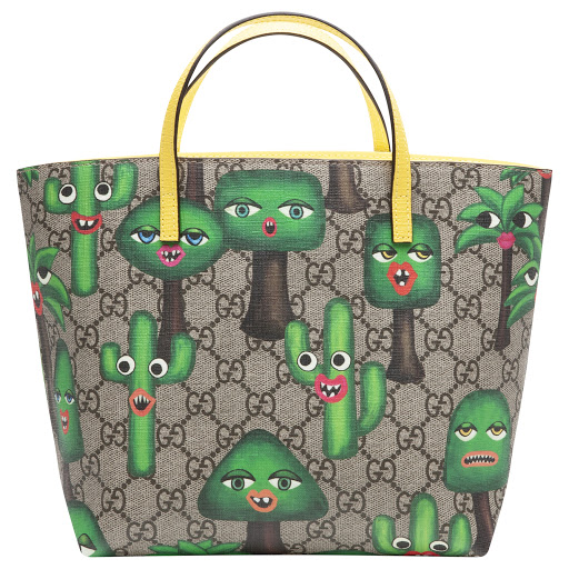 Primary image of Gucci Cactus Tote Bag