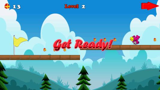 Angry chicken-Super run screenshot 1