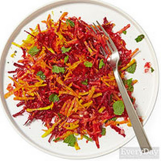 Raw-Beet Slaw Recipe