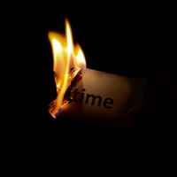 burning time