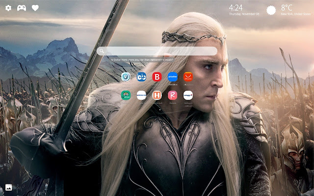 Hobbit Wallpaper & Hobbit Theme HD